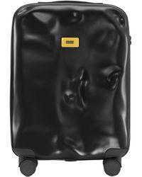 Crash Baggage Trolley Quattro Ruote 40L - Nero