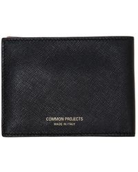 Common Projects   Embossed Leather Classic Wallet   Lyst