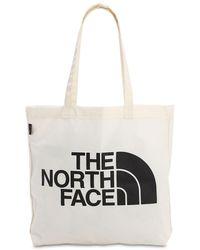 The North Face City Printed Cotton Tote Bag - Multicolour