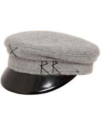 Ruslan Baginskiy - Baker Boy ウール帽 - Lyst