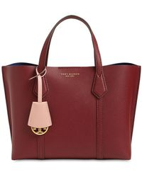 Tory Burch - Perry レザートートバッグ - Lyst