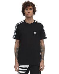 adidas Originals - コットンジャージーtシャツ - Lyst