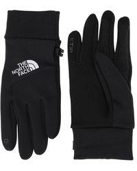 The North Face Etip Acrylic Gloves - Black