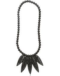 Mariah Rovery - Colar Penas Necklace - Lyst