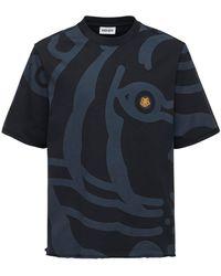 KENZO - Tiger コットンtシャツ - Lyst
