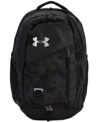 Under Armour Hustle 4.0 Backpack - Schwarz