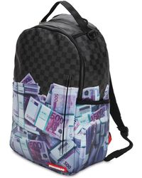 "Sprayground - Sac À Dos ""euro Money Stacks"" - Lyst"