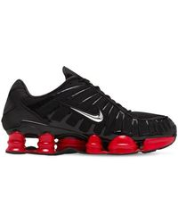 Nike X Skepta Shox Tl Sneakers - Black