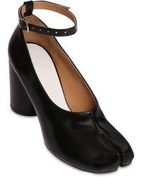 Maison Margiela Кожаные Туфли 80mm - Черный