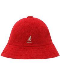 Kangol Bermuda Casual Bucket Hat - Красный