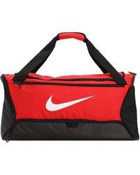 Nike Medium Brasilia Training Duffle Bag - Rot