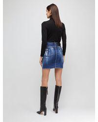DSquared² ウールニットタートルネックセーター - ブラック