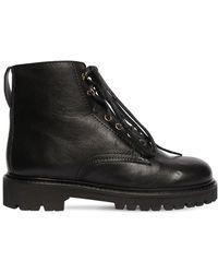 Isabel Marant Ботинки Из Кожи Campee 30mm - Черный
