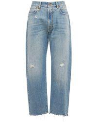 R13 - Jeans Boyfriend De Denim - Lyst