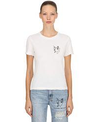 Ksubi Love Ash ジャージーtシャツ - ホワイト