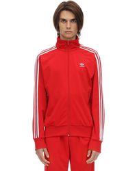 adidas Originals Свитшот Из Джерси - Красный