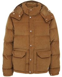 The North Face - Sierra Corduroy Down Parka - Lyst