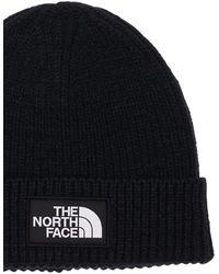 The North Face Шерстяная Шапка - Черный