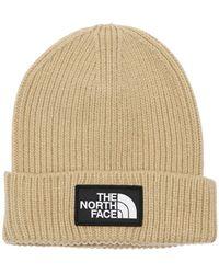 The North Face Beaniemütze Mit Logo - Natur