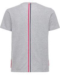 Thom Browne - コットンジャージースウェットシャツ - Lyst