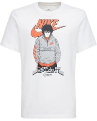 Nike - Nsw Air Manga Futura Man Tシャツ - Lyst