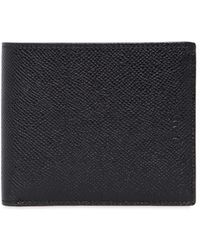 Bally - Pebbled Leather Classic Wallet - Lyst