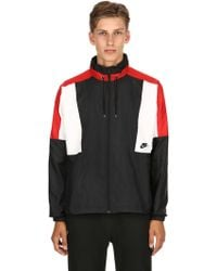 Nike - Re-issue Woven Techno Track Jacket - Lyst