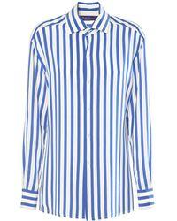 Ralph Lauren Collection - シルククレープデシンシャツ - Lyst