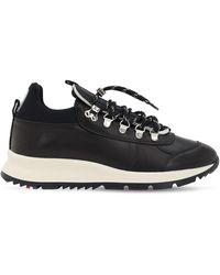 "Philippe Model Sneakers En Cuir De Veau ""Rossignol X Pm"" - Noir"