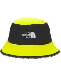 The North Face Шапка-панама - Желтый