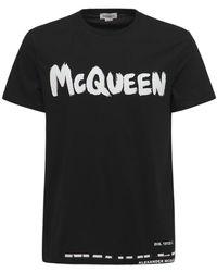 Alexander McQueen Рубашка: - Черный