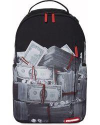 Sprayground Рюкзак Too Heavy Dlx - Черный