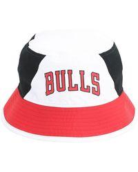 KTZ Nba Bulls Print Bucket Hat - Multicolour