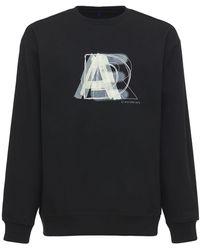 ADER error - コットンブレンドスウェットシャツ - Lyst