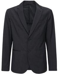 Armani Exchange シングルブレステッドジャケット - マルチカラー