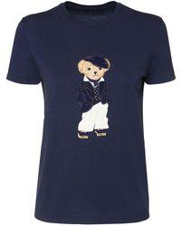 Ralph Lauren Collection - コットンジャージーtシャツ - Lyst