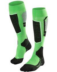 Falke Горнолыжные Носки Sk4 - Зеленый