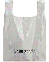 Palm Angels Сумка Из Нейлона - Белый