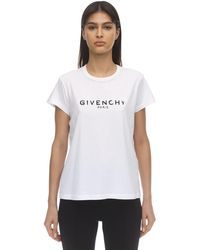 Givenchy - ジャージーtシャツ - Lyst