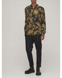 Versace Jeans Couture Рубашка С Принтом - Многоцветный