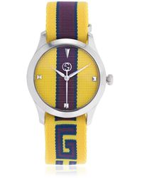 Gucci - 38mm G-timeless Limited Edition Watch - Lyst