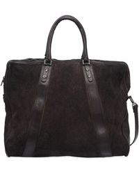 Numero 10 - Leather Bag W/ Vintage Effect - Lyst