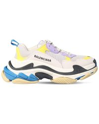"Balenciaga - Sneakers ""Triple S"" 60 Mm - Lyst"
