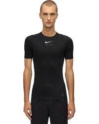 1017 ALYX 9SM Nike テクノtシャツ - ブラック