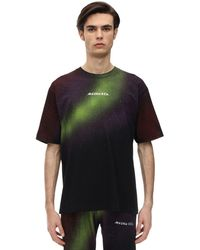 Mauna Kea Star System Cotton Jersey T-shirt - Black