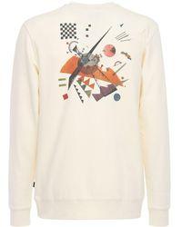 Vans X Moma Kandinsky スウェットシャツ - ホワイト