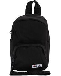 Fila Mini Nylon Backpack - Black