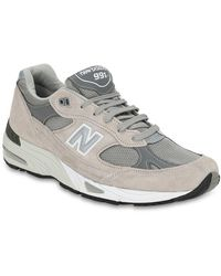 "New Balance Sneakers ""991"" - Grau"