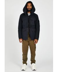 Stone Island - 42129 Tank Shield Ghost Jacket W/ Insulated Liner - Lyst