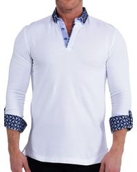 Maceoo Polo Newton Solidrepeating - White
